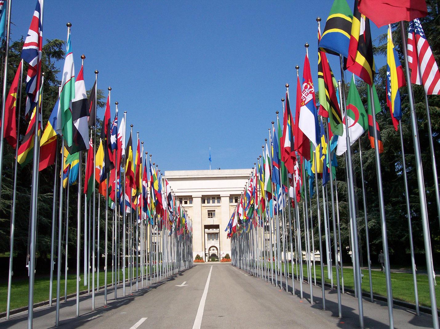 Організація Об'єднаних Націй: як все починалося